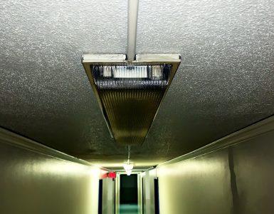 housing hallway