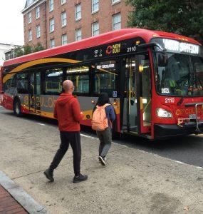 Transit Riders